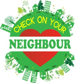 check on your neighbour campaign